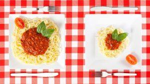 Toegenomen portiegrootte belangrijke factor voor overgewicht
