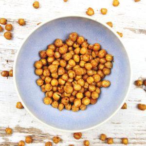 Kikkererwten snack recept