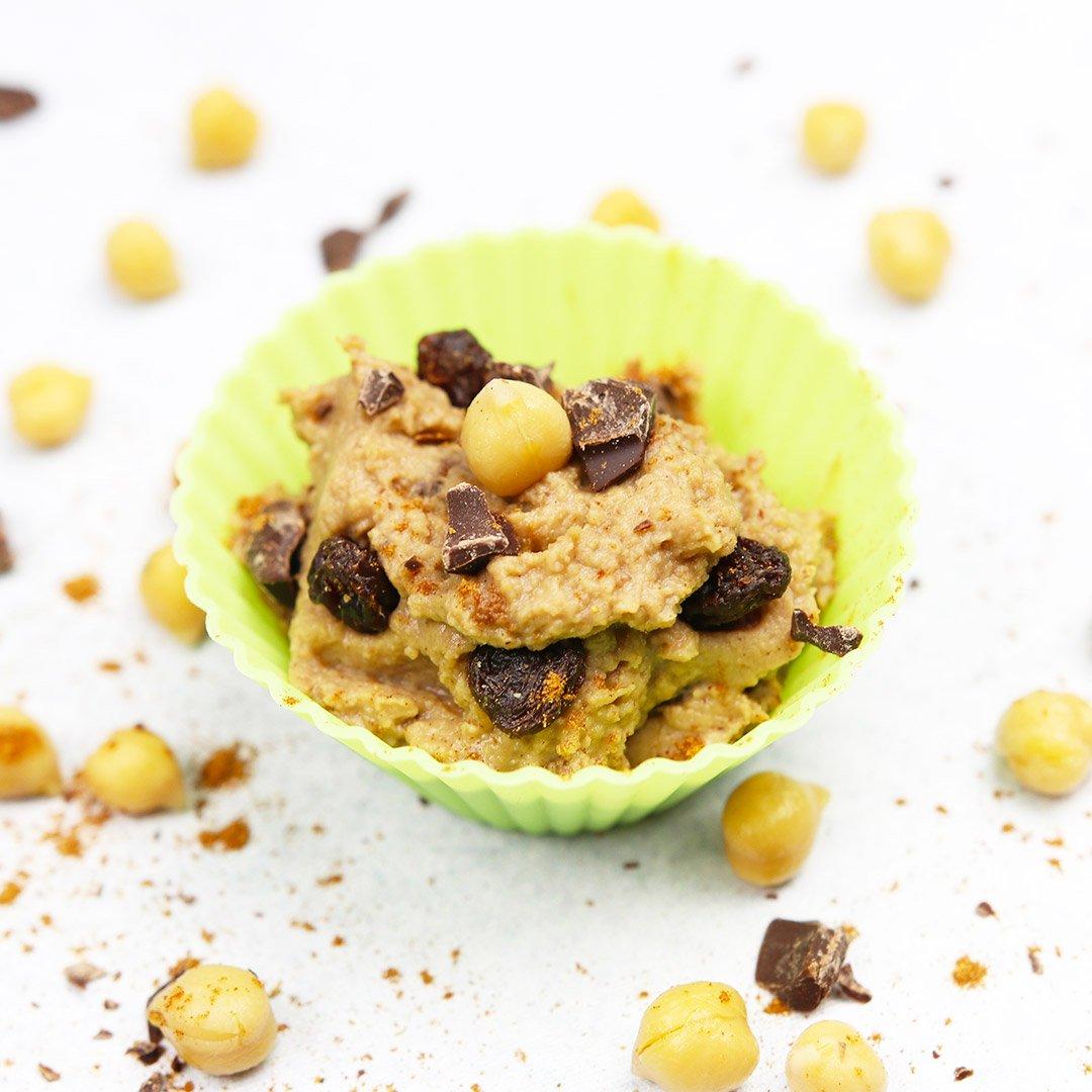 gezonde koekjesdeeg recept