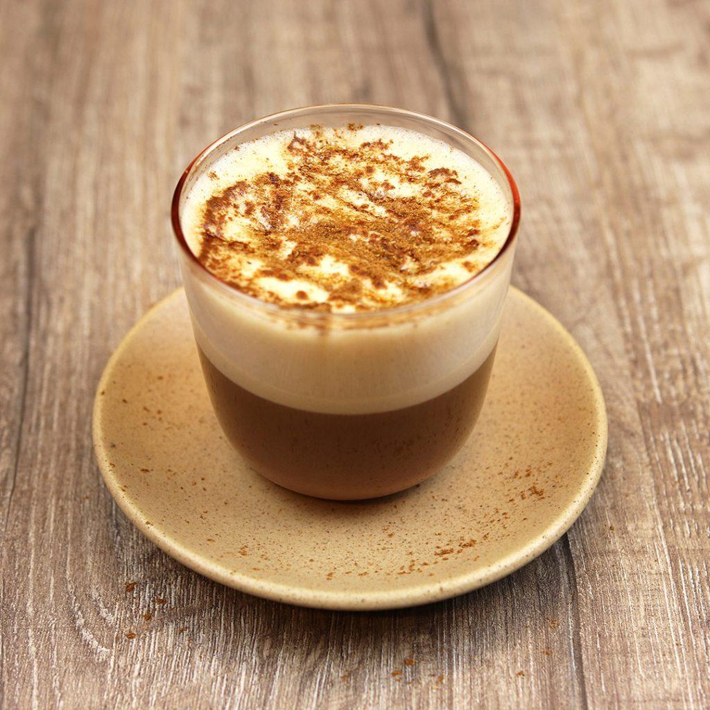 Banoffee proteïnekoffie