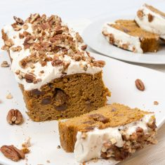 Pompoen cake recept