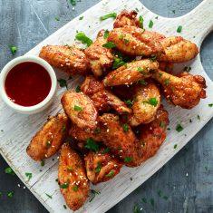 chicken wings recept