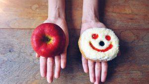 Je schuldig voelen over eten werkt vaak niet goed om af te vallen