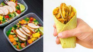 10 snelle en gezonde recepten voor mensen met weinig tijd