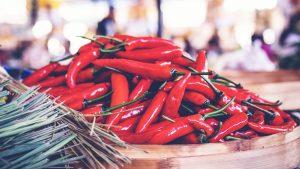 Stimuleert hete voeding de vetverbranding?