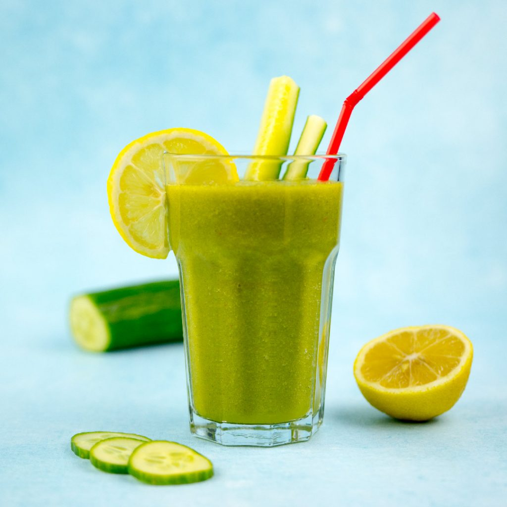 Calippo green smoothie