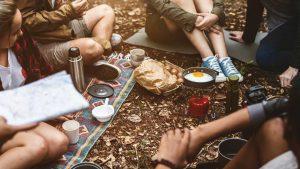 10 tips om gezond te kamperen
