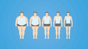 Onderzoek: Hoeveel gewichtsverlies weten de deelnemers van afslankprogramma's op tv vast te houden?