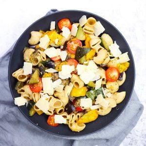 recept pasta pesto gezonde recepten