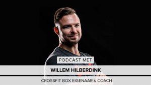 Een gym zonder slapende leden? Dat kan! Podcast met Willem Hilberdink