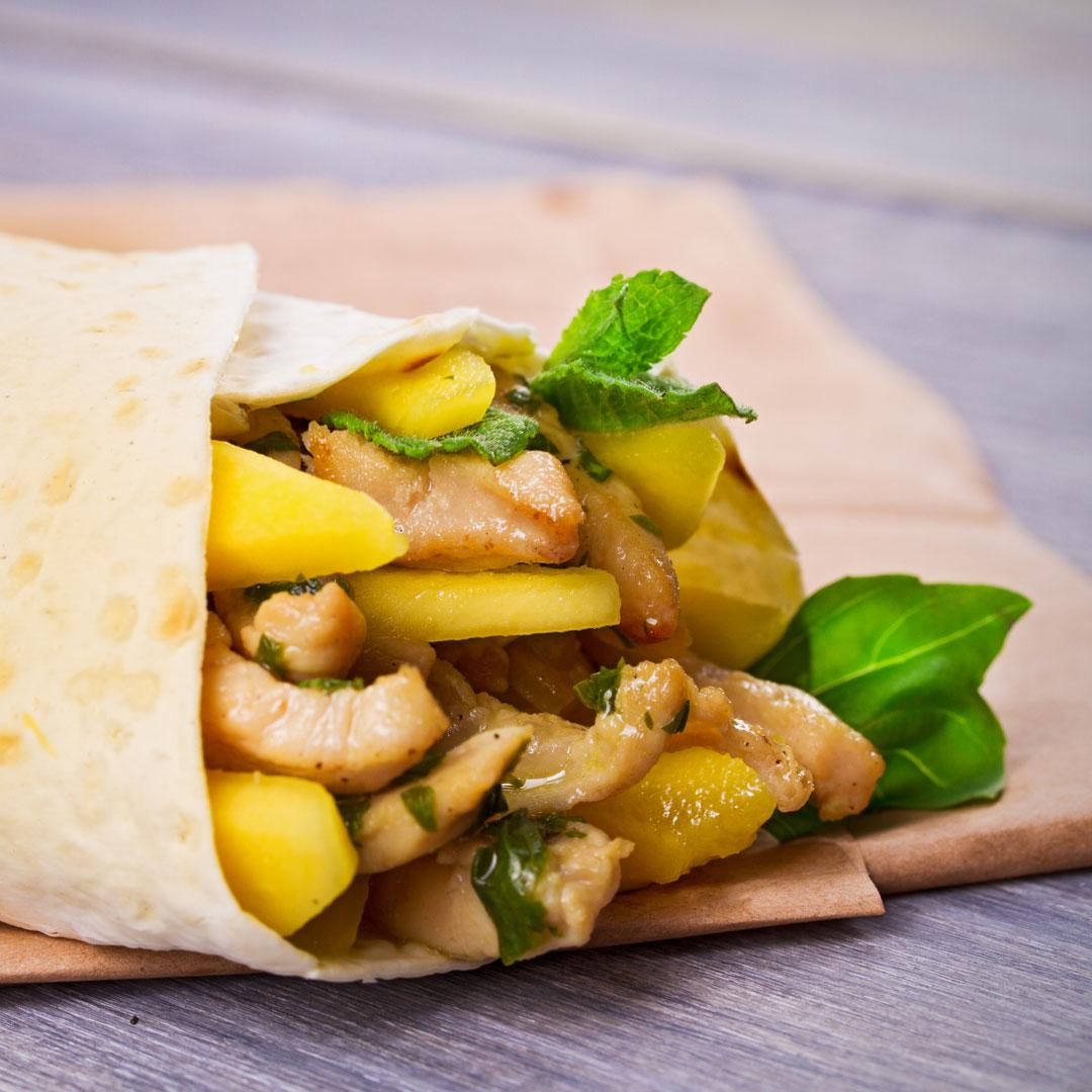 wrap-kip-mango-advocado-recept