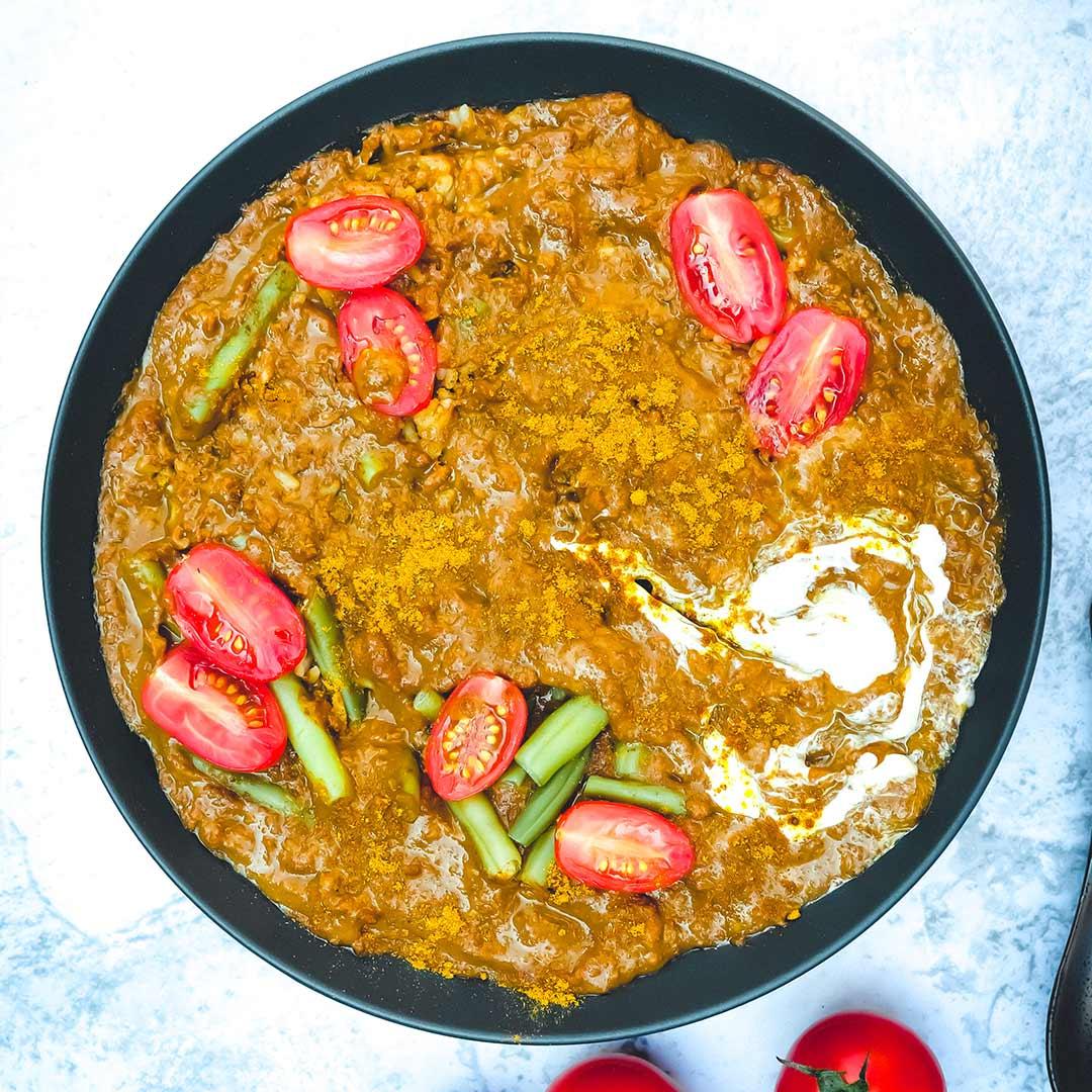 vegan-oats-curry gezonde recepten