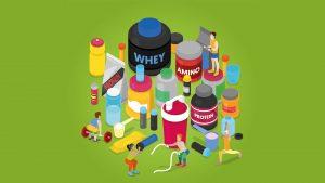 Onderzoek: zorgen eiwitten voor het slapen voor extra spiergroei?