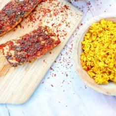 recept-zalm-rijst