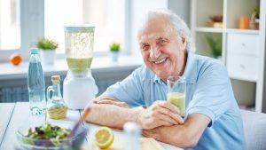 Onderzoek: Helpt gezond eten voor een verbeterde mentale gezondheid op late leeftijd?