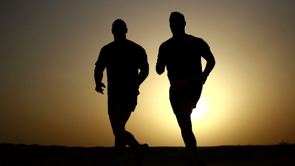 marathon-rennen
