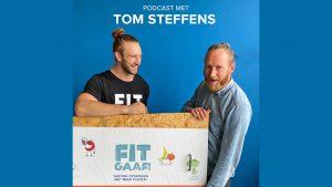 Hoe leer je kinderen een gezondere leefstijl aan? Podcast met Tom Steffens van FITgaaf!