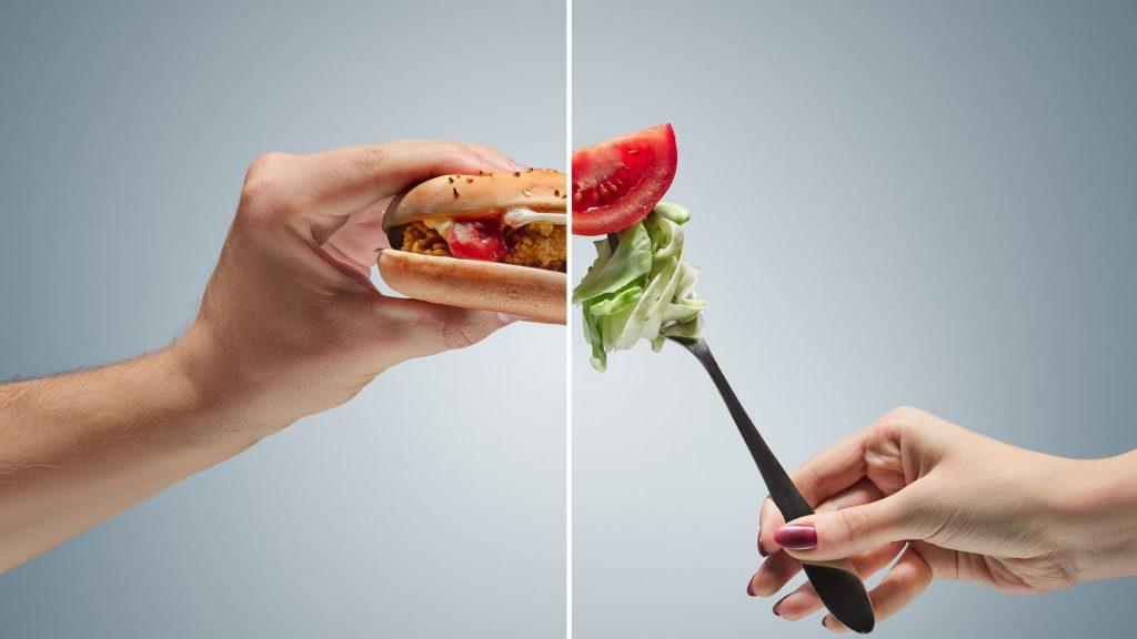 beste manier om af te vallen zonder dieet