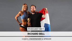 Hoe zet je een succesvol online coachingsbedrijf op? Podcast met Richard Bell
