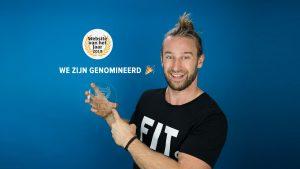 FIT.nl genomineerd voor de Website van het jaar-verkiezing!