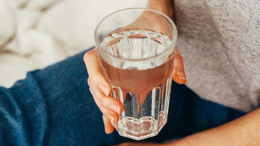 water-drinken