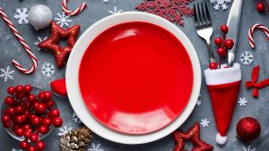 Hoe kun je genieten van het kerstdiner zonder aan te komen?
