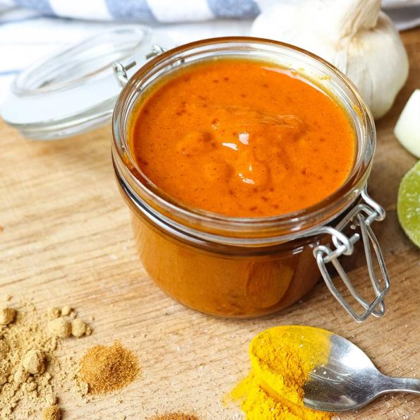 currysaus recept