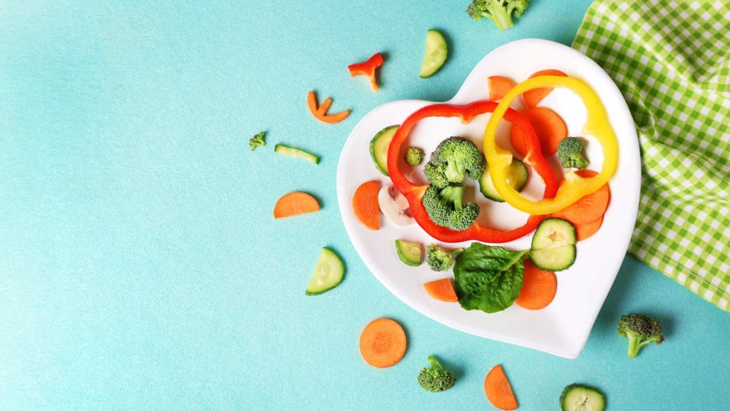 cholesterol-voeding