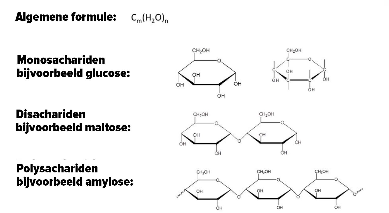 koolhydraten-formule