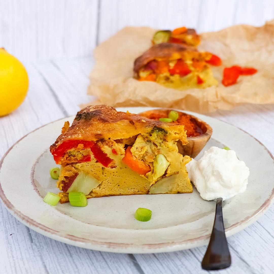 Frittata recept