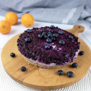 Cheesecake protein recept