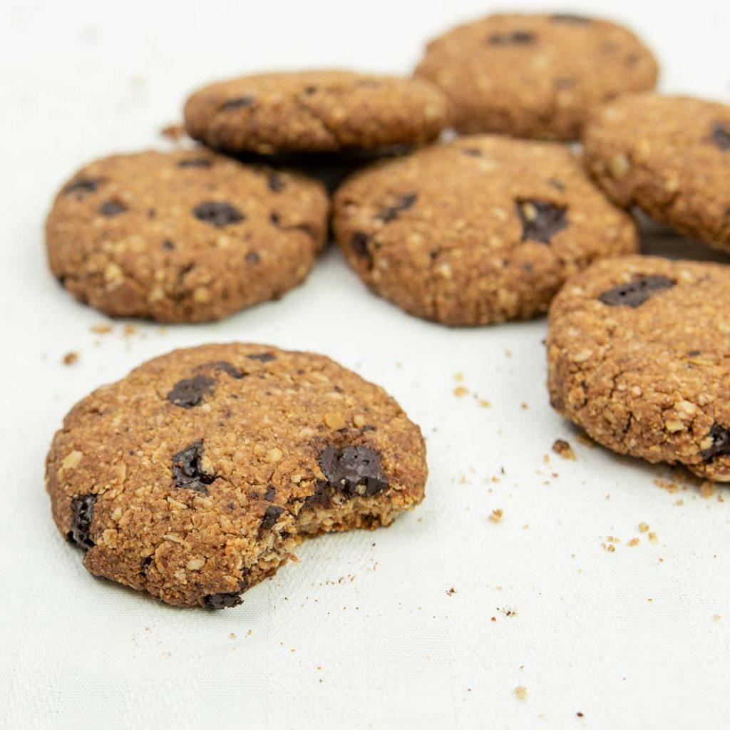 Choco chip koekjes