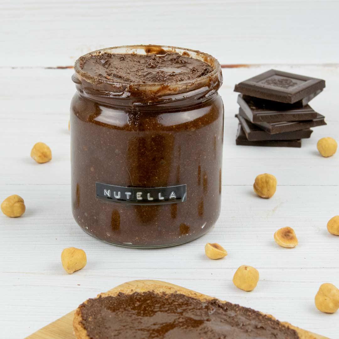Zelf Nutella maken