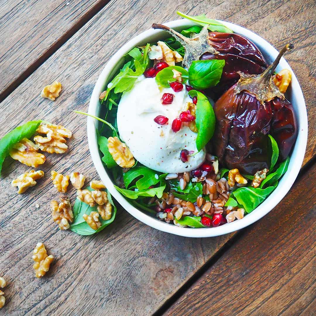 Aubergine-salade-recept