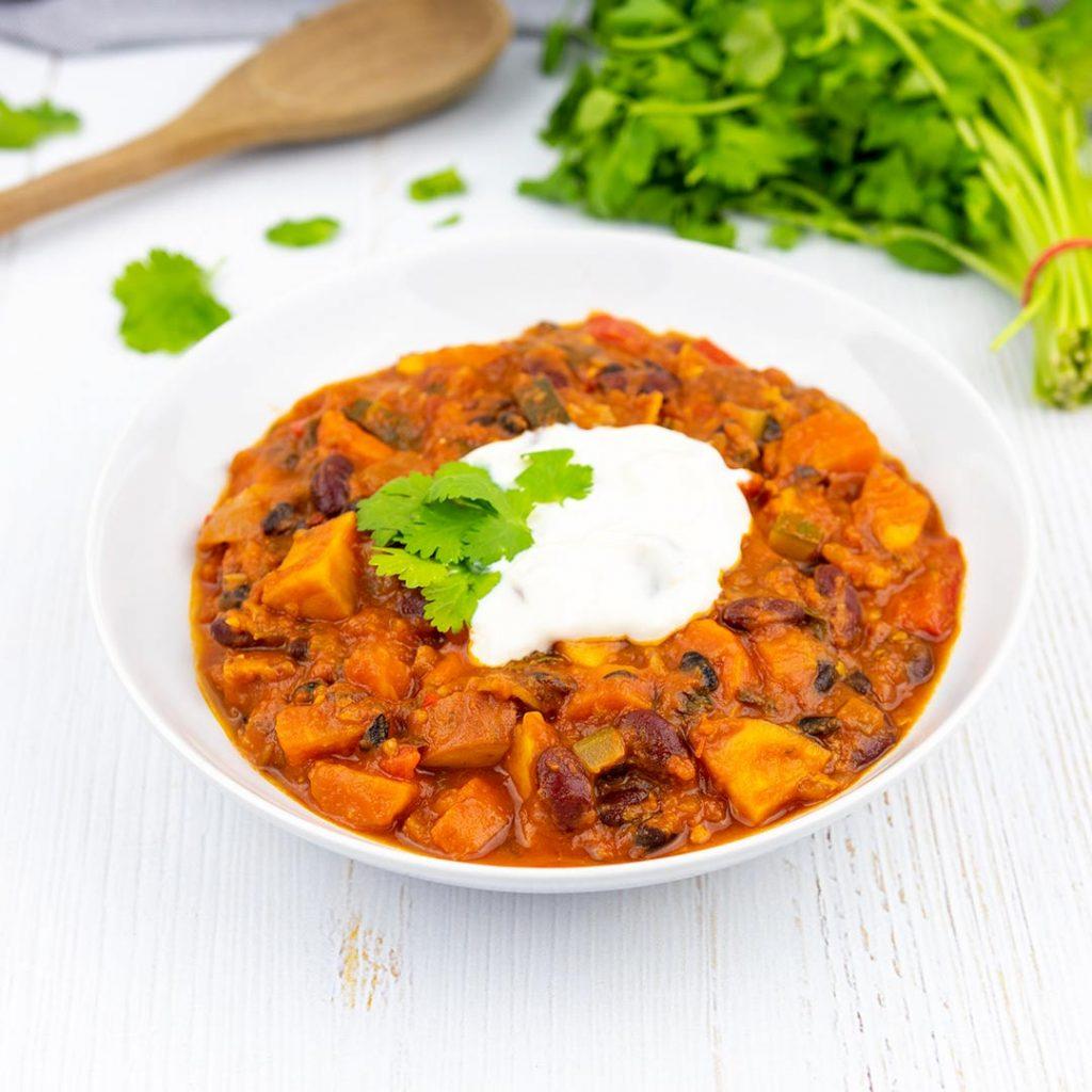 Vega(n) chili sin carne