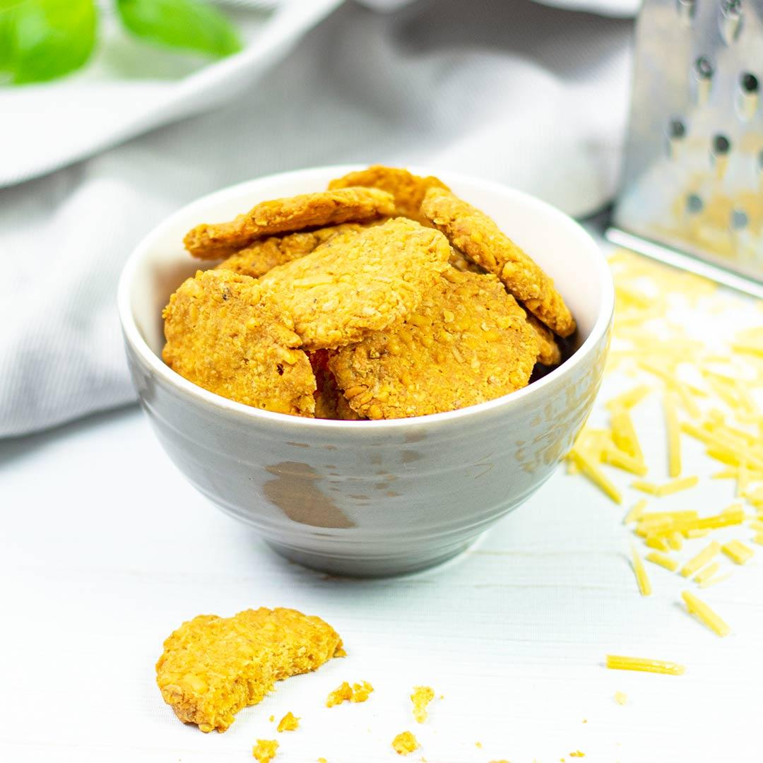 Kaaskoekjes-recept