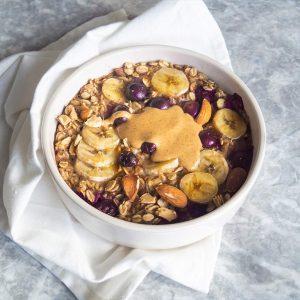 Gebakken-havermout-ontbijt-recept