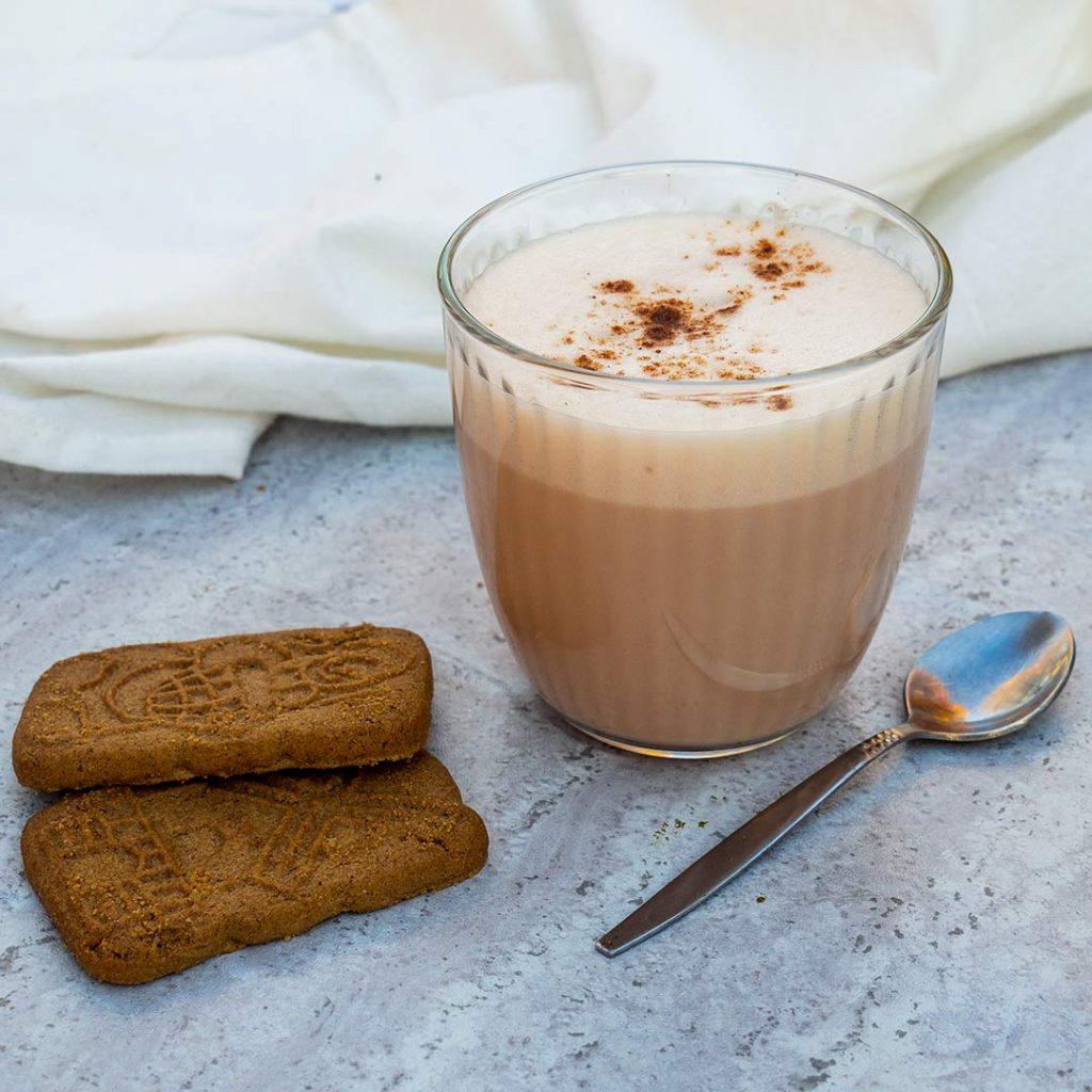 Sinterklaas latte
