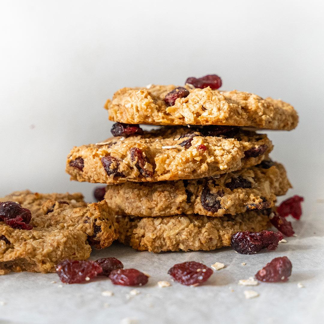 Havermout-koekjes-recept