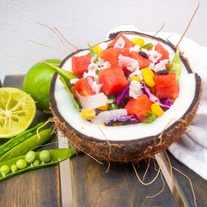 Watermeloen-salade-recept