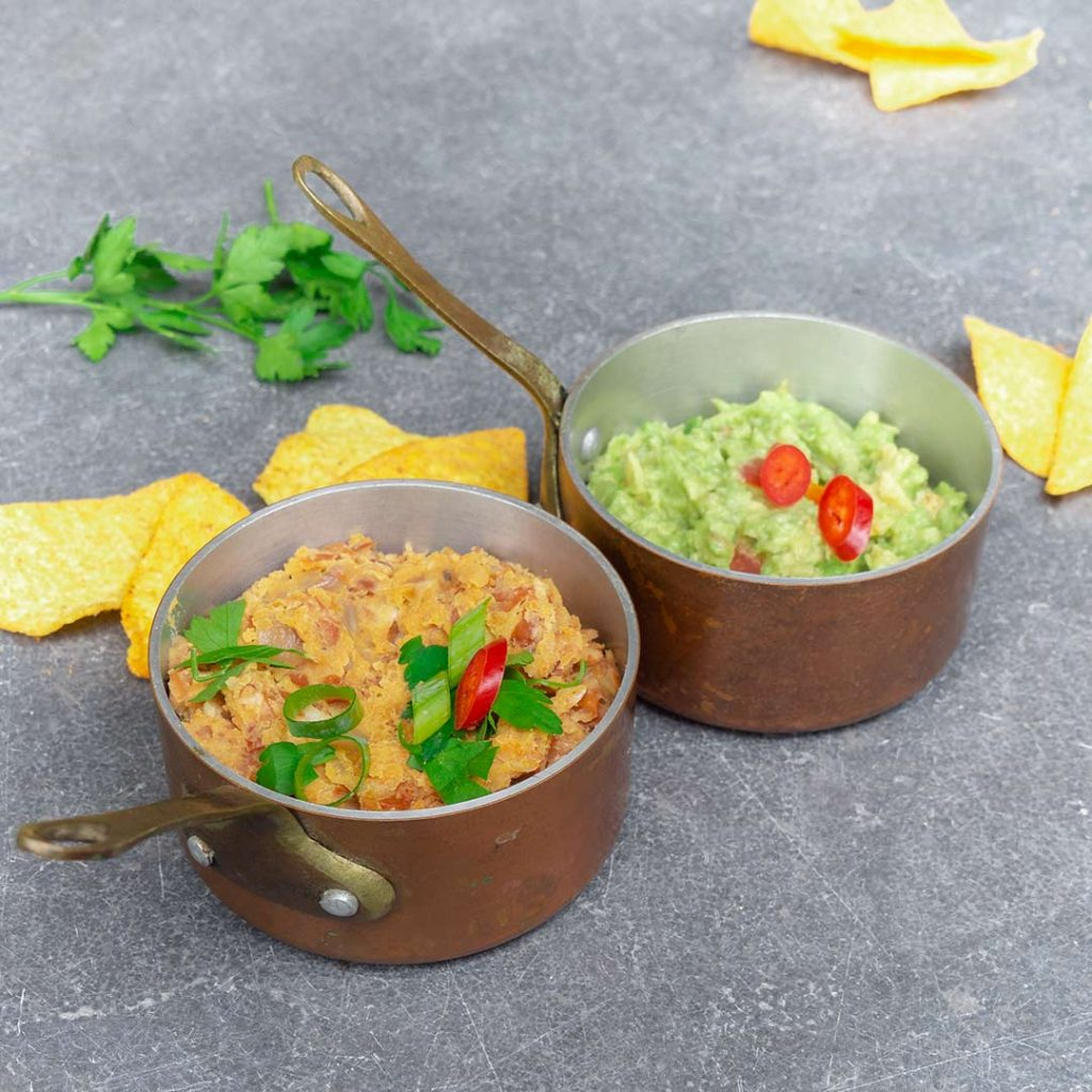 Mexicaanse refried beans