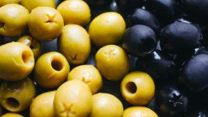Zijn olijven gezond?