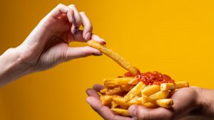 Eten mannen ongezonder dan vrouwen?